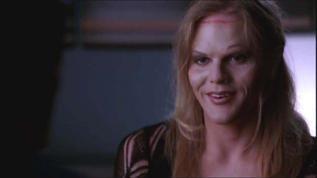 Willam Belli as Cherry Peck in Nip/Tuck