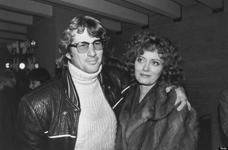 Chris Sarandon With His First Wife, Susan Sarandon
