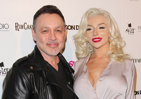 Doug Hutchison and Courtney Stodden Are Officially Divorced
