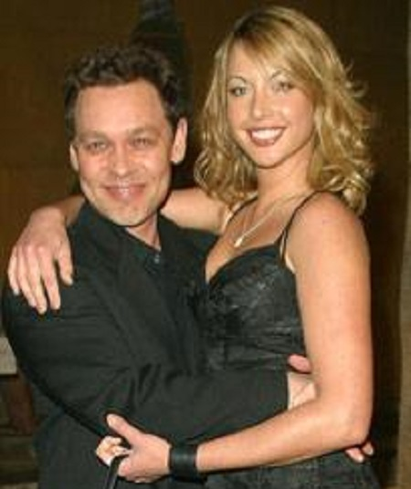 Doug Hutchison With His Second Wife, Amanda Sellers