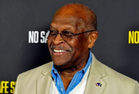 Herman Cain grew up in a poor household.