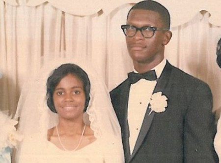 Herman Cain and his wife, Gloria married in 1968.