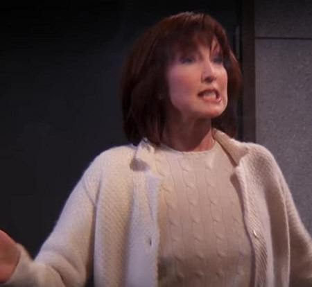 Joanna Gleason as Kim Clozzi on Friends