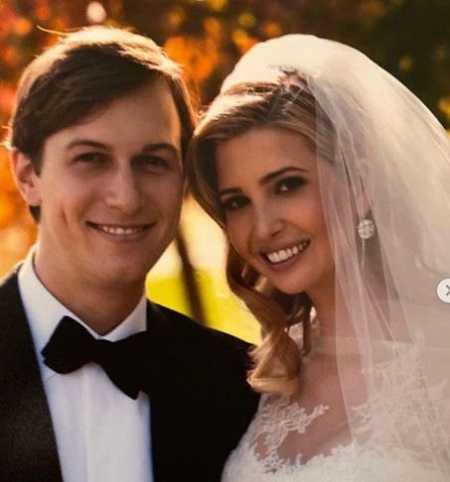 Ivanka Trump and Jared Kushner are married since October 25, 2009.