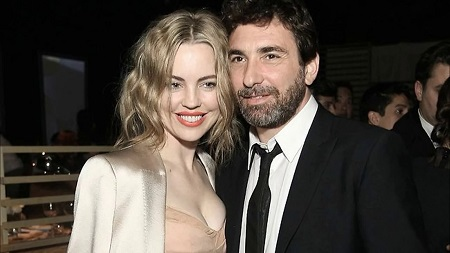 Melissa George and Her Former Partner, Jean David Blanc