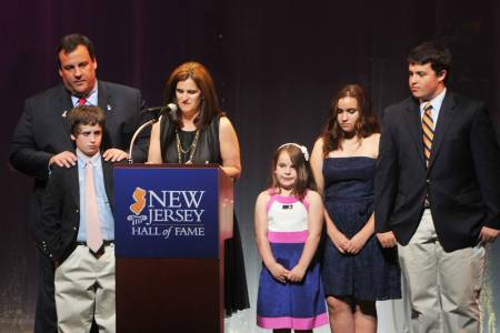 Chris Christie Family