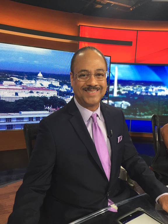 The WUSA's Get Up DC! anchor, Tony is living a happy and healthy life.