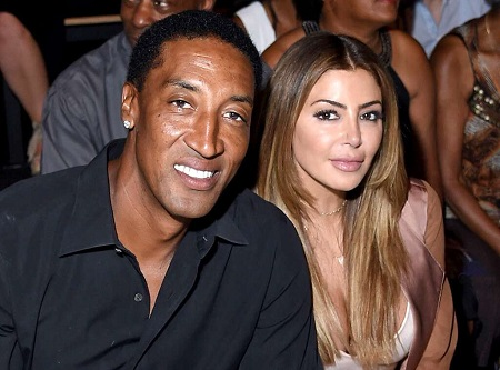 Larsa Pippen and Husband, Scottie Pippen were married from 1997 to 2018