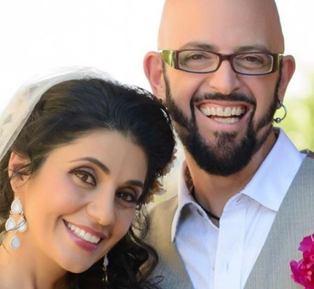 Minoo Rahbar and her husband, Jackson Galaxy have been married for over six years.