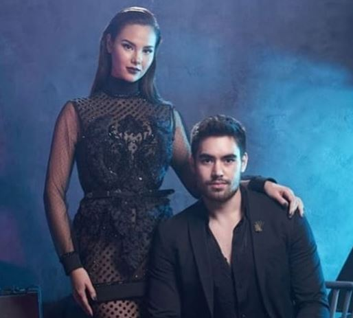 Catriona Gray previously dated a model Clint Bondad from 2013 to 2019.