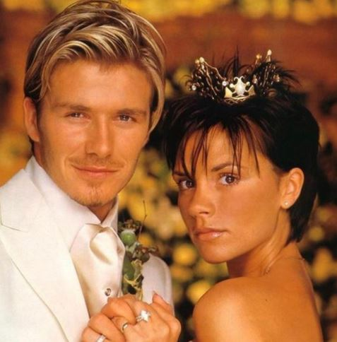 Brooklyn's parents David Beckham and Victoria Beckham are married since July 1999.
