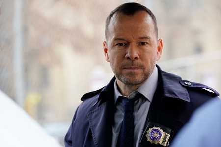 Donnie Wahlberg Portrays Blue Bloods as Danny Reagan since 2010