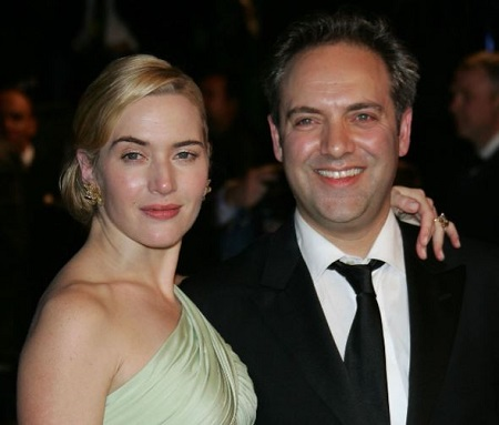 Joe Mendes' parents Kate Winslet and Sam Mendes were married from 2003 to 2011.'