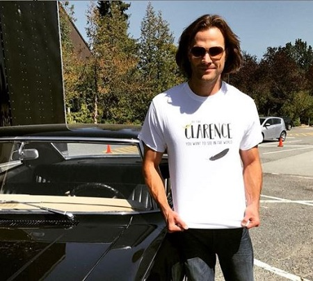 The Supernatural actor Jared Padalecki has a net worth of $13 million.