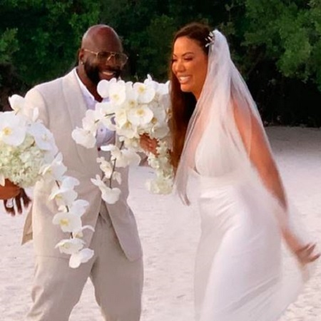Singer, Wanya Morris Married For Second Time With Wife, Amber Reyes