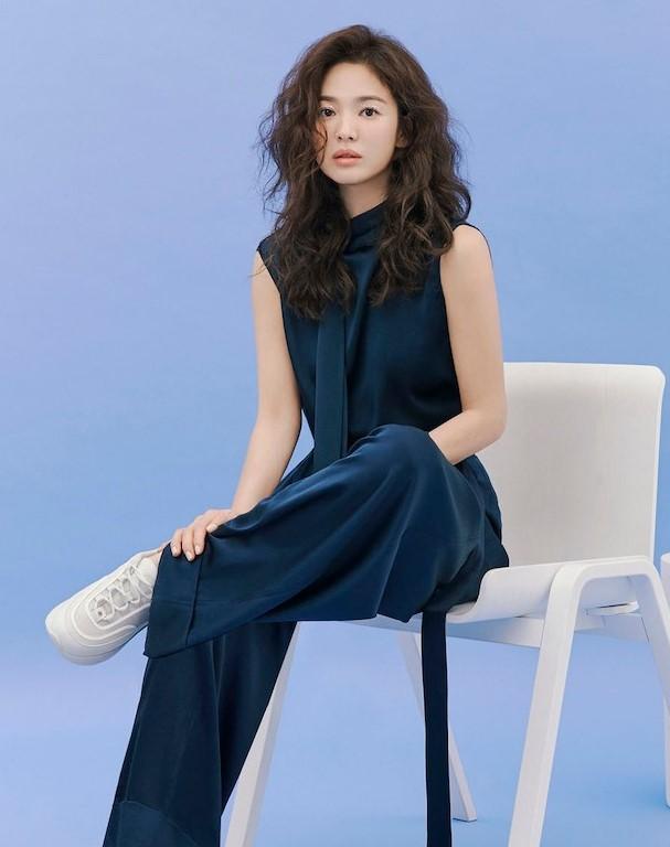 Song Hye-kyo Biography & Net Worth » NupeBaze