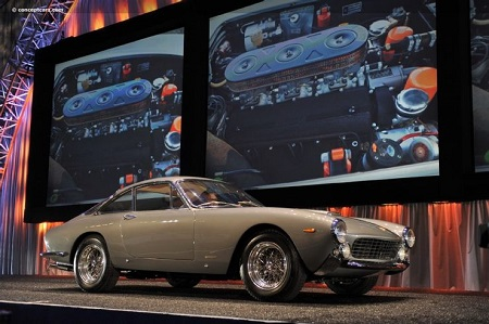 "1963 Ferrari 250 Berlinetta ""Lusso"", Is Regarded As One Of The Most Classic Car Restored By Wayne Carini"