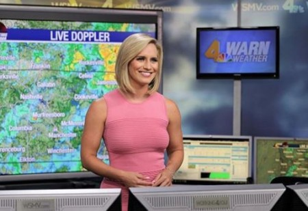 Laura Bannon is a meteorologist at WSMV-TV.