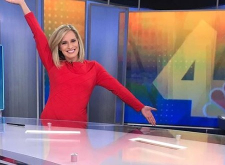 WSMV-TV meteorologist, Laura Bannon is unmarried and she is not dating anyone.