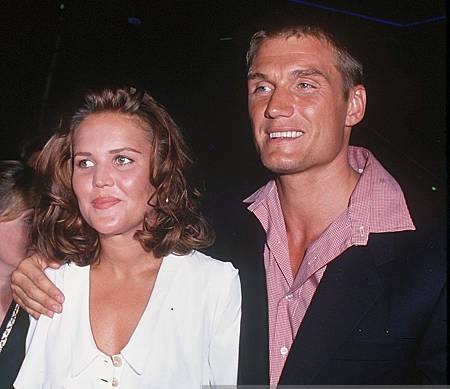 Anette Qviberg and Dolph Lundgren Were Married From 1994 to 2011