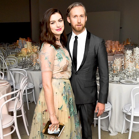 Adam Shulman and Anne Hathaway First Met in 2008
