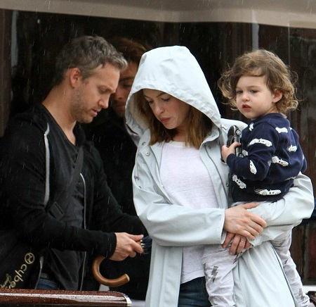 Adam Shulman and Anne Hathaway Have Two Sons,  Jonathan, and Jack Shulman