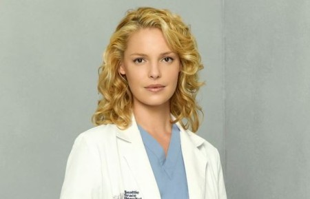 Katherine Heigl's fame rose after she appeared in Grey's Anatomy.