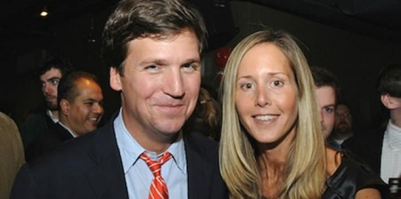 The Parents Of Four Tucker Carlson and Susan Andrews Have Been Married Since 1991