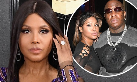 The Mother Of Two, Toni Braxton Got Engaged To Rapper, Birdman In 2018
