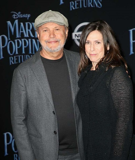 Janice Crystal And Her Husband, Billy Crystal Are Married For 50 Years