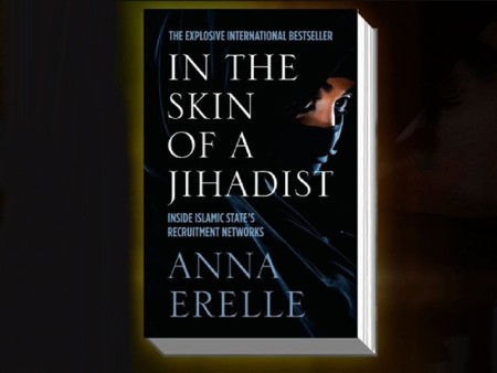 Anna has written two books which chronicles her journey on investigating ISIS recruitments.