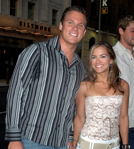 Rebecca Budig With His Former Husband, Bob Guiney Were Married Until 2010