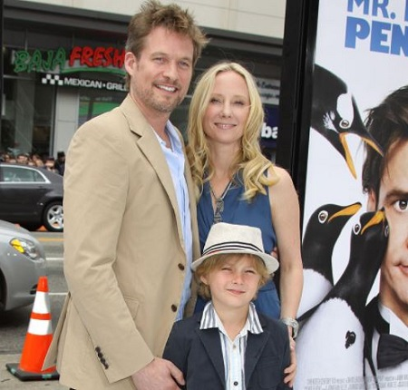 Anne Heche shared a son nmed Atlas Heche Tupper with an actor James Tupper