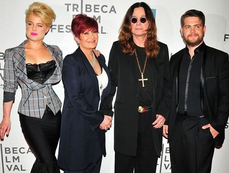 Sharon Osbourne Has Three Children With Husband,