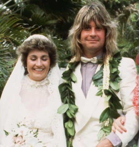 Sharon Osbourne and Ozzy Osbourne Are Married For 38 Years
