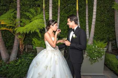 Robbie Amell wedding