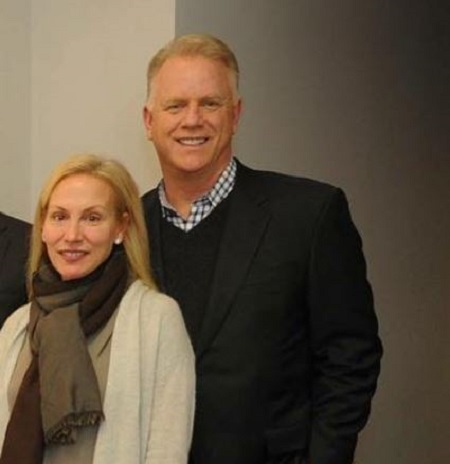 Cheryl and Boomer Esiason are in a marital relationship since May 24, 1986.