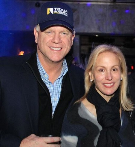 Cheryl Esiason is the wife of an American former NFL Player, Boomer Esiason.