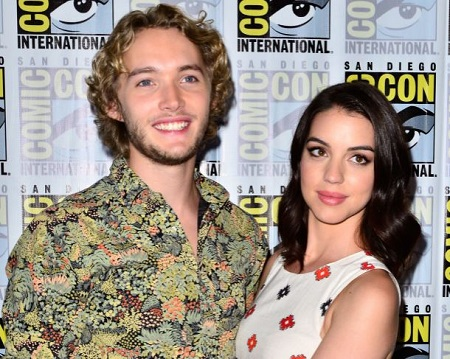 Toby Regbo faced rumors of dating his co-a