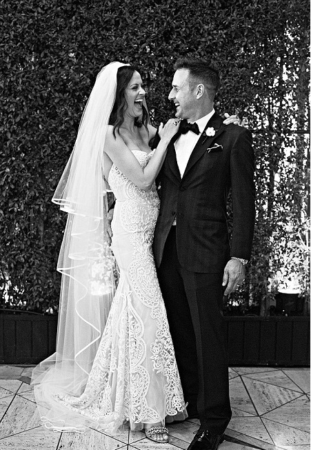 Christina McLarty Weds David Arquette On April 12, 2015