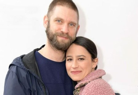 Ilana Glazer's husband, David did his doctorate in computational biology from New York University.