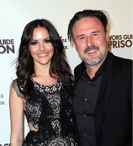 David Arquette and Christina McLarty Have Been Married Since 2015