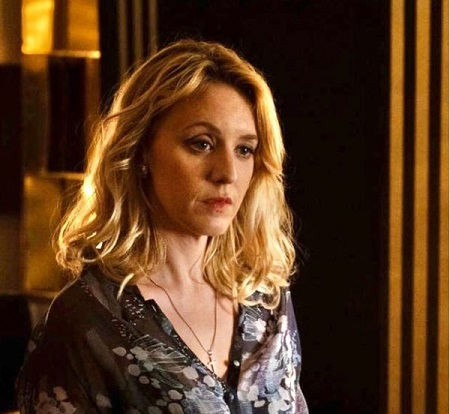 Ludivine Sagnier as Esther On TV Series, The New Pope