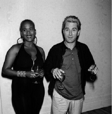 Robert De Niro and Toukie Smith Were Together From 1985 Until 1996