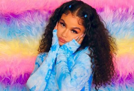India Love spreads self-love via her songs.