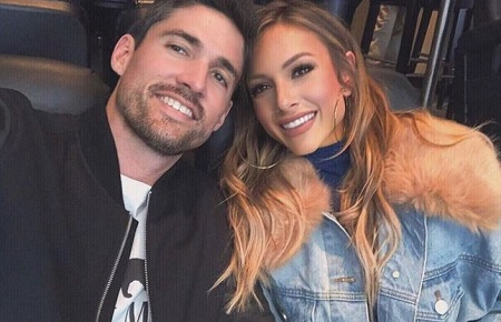 The fitness expert  Paige Hathaway got engaged to her long-time boyfriend, Jason Moritz Sebastian, on June 7, 2019.