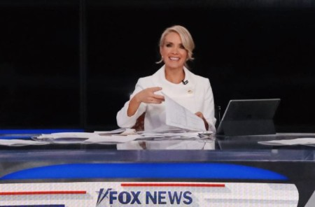 Dana Perino is a political commentator and an author.
