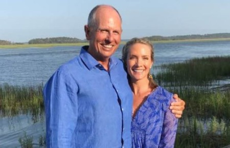 Peter is 18 years older than his wife, Dana Perino.