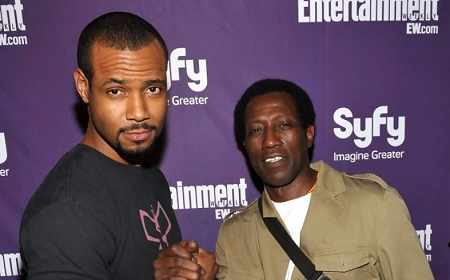 Wesley Snipes shared a son, Jelani Asar Snipes, with his former wife April Dubois Snipes.