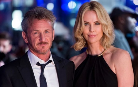 Sean Penn dated an actress Charlize Theron from 2013 to 2015.